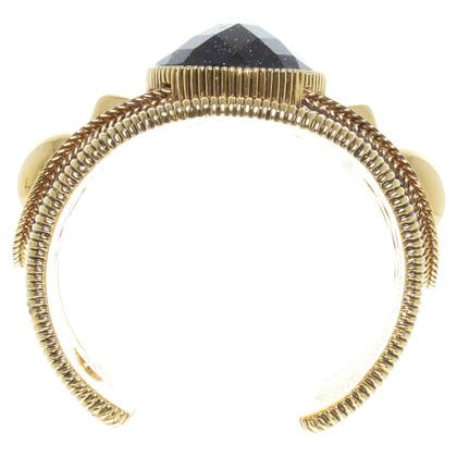 Roberto Cavalli Bracelet with gem stones