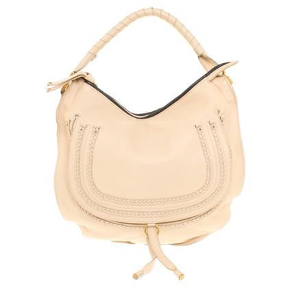 """Chloé """"Marcie Bag"""" in beige"""
