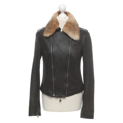 size 40 f8e38 fb7df Patrizia Pepe Giacche e cappotti di seconda mano: shop ...