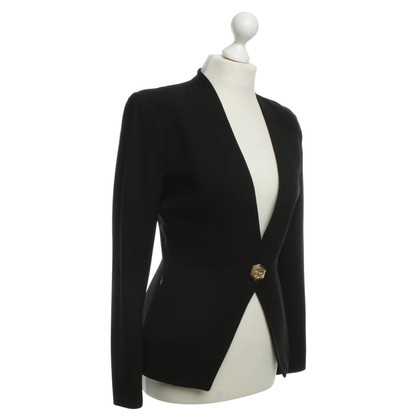 Alaïa Collarless Blazer
