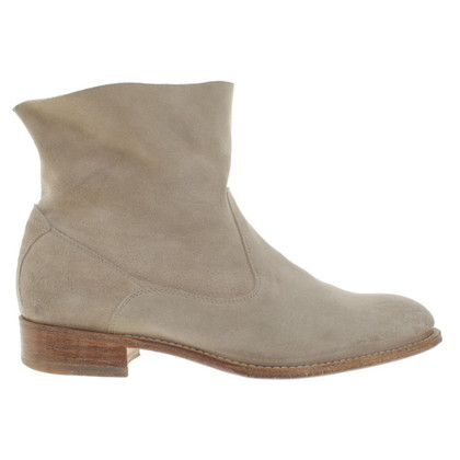 N.d.c. Made by Hand Ankle boots from suede