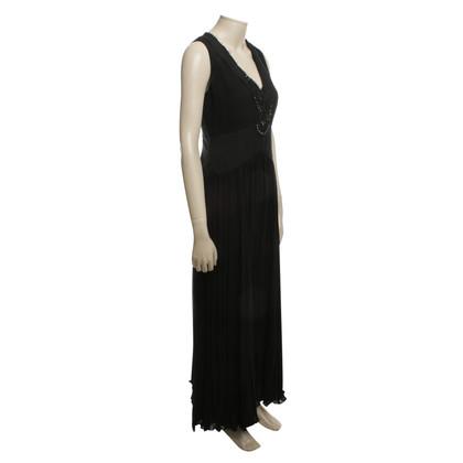 Laurèl Evening Dress in Black