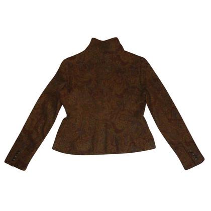 Ralph Lauren Jacke aus Wolle und Seide