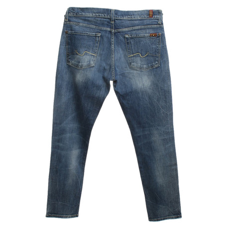 Viele Farben 7 For All Mankind Jeans in Blau Blau Spielraum Erschwinglich Günstig Kaufen Aus Deutschland Auslauf kk0lMEUlvT