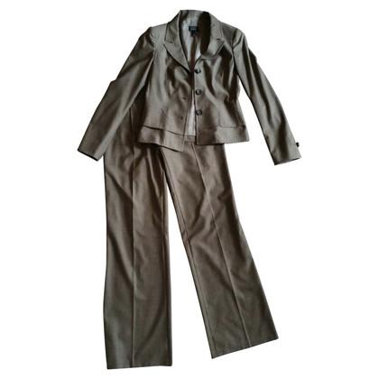 Escada Tailleur pantalone Gr. 36/38 marrone