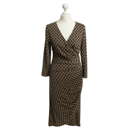 St. Emile Pattern dress