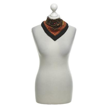 Hermès Gedessineerde doek
