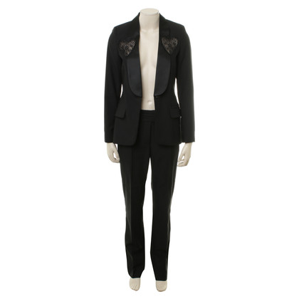 Viktor & Rolf for H&M Trouser suit with pink