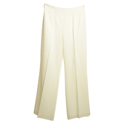 Escada Marlene trousers in cream