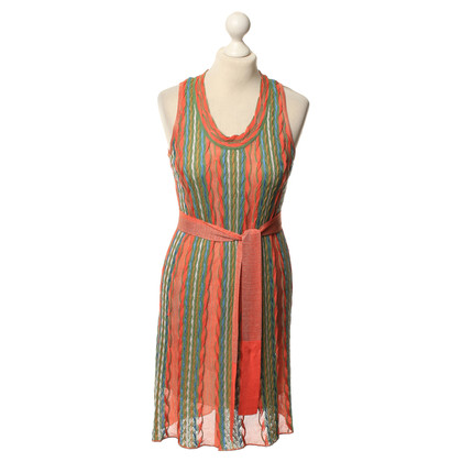 Missoni Short dress in colorful