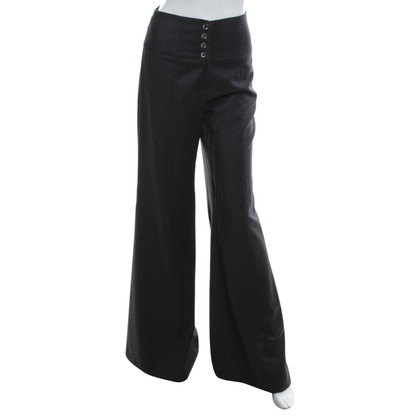 Chanel Wool pants in Marlene style