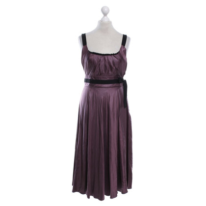 Cacharel Maxi-Kleid in Violett