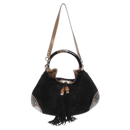 "Gucci ""Indy Bag"" in black"