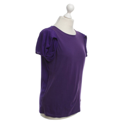 Miu Miu top in Violet