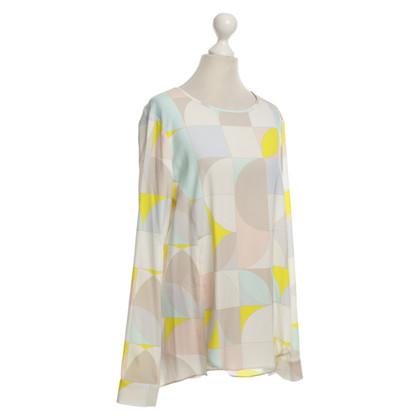 Other Designer Affair of the heart - silk blouse
