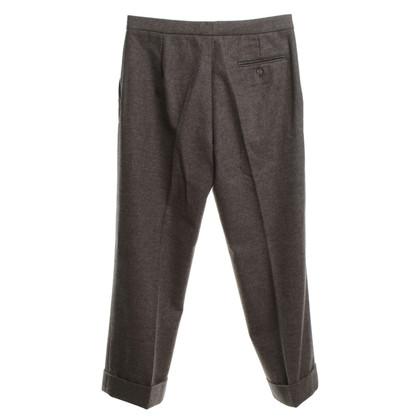 Michael Kors Wool trousers in brown