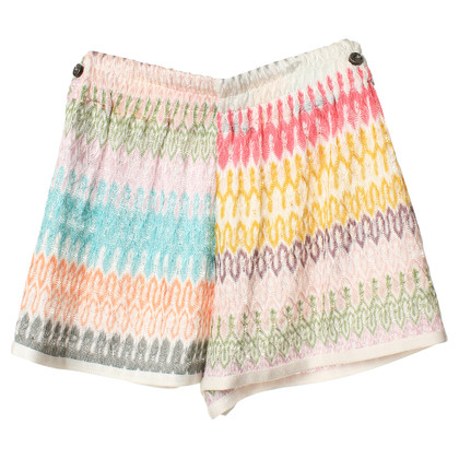 Missoni Shorts in shades of pastel