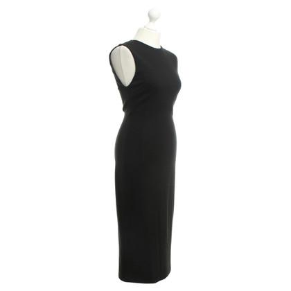 D&G Maxi-Kleid in Schwarz