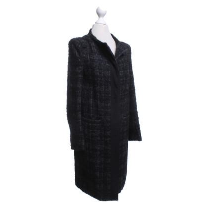 Prada Coat with plaid pattern