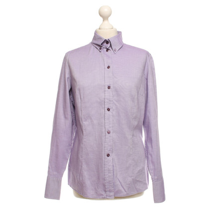 Van Laack Blouse in purple