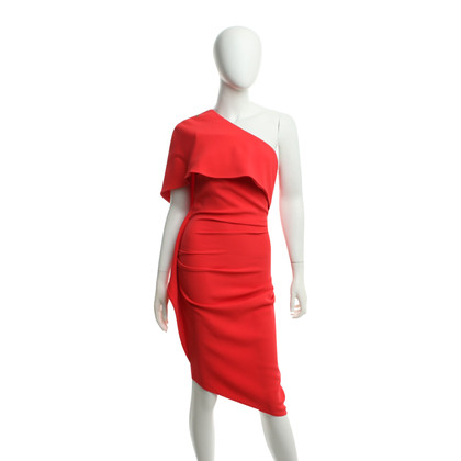 Elisabetta Franchi Dress in red