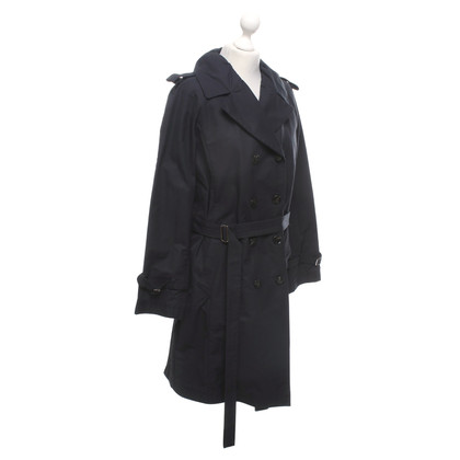 Cerruti 1881 Trench coat in black