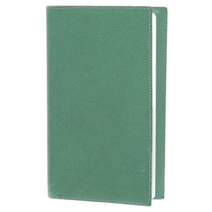 Hermès Agenda 'Vision' in green