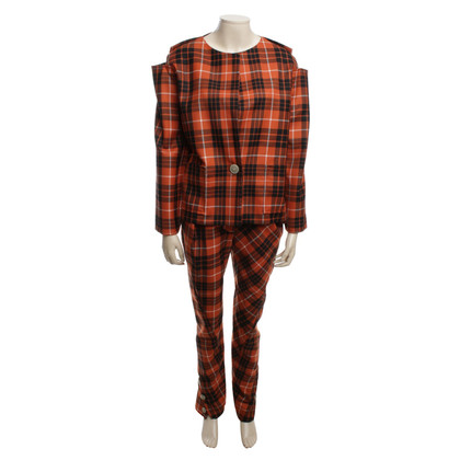 Vivienne Westwood Suit with pattern