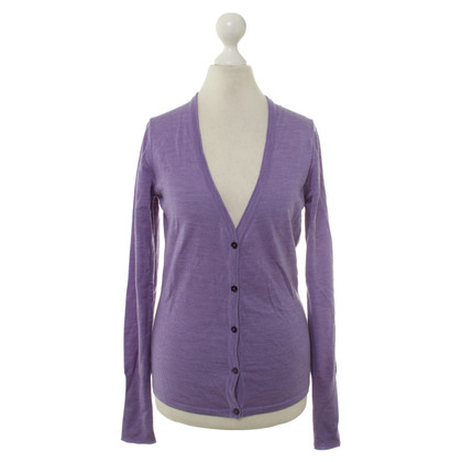 Hugo Boss Cardigan in purple