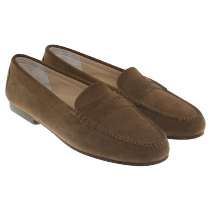 Unützer Loafer in Ocker