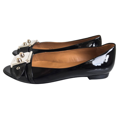 Hermès Ballerine Patent Leather