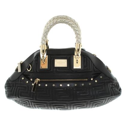 Gianni Versace Lederhandtasche