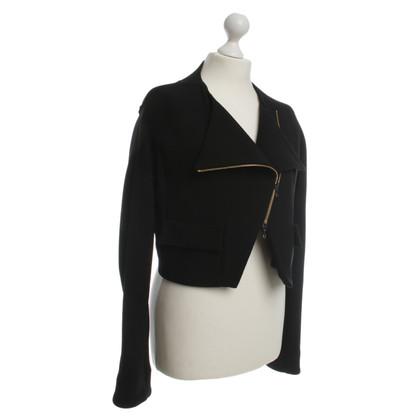 Roland Mouret Short Blazer in black