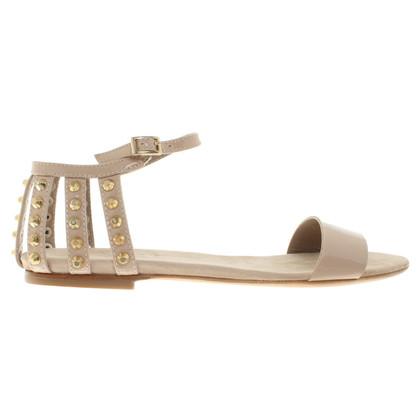 AGL Sandalen in beige