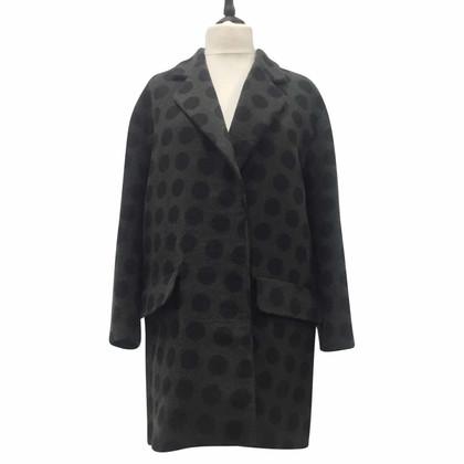 Sonia Rykiel Green coat