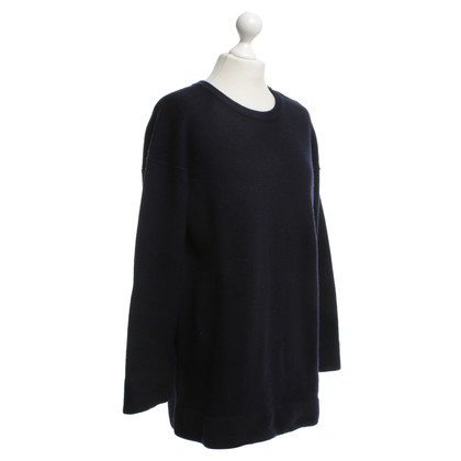 Chanel maglione maglia in blu scuro