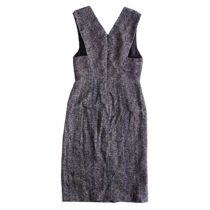 Bottega Veneta Dress with herringbone pattern