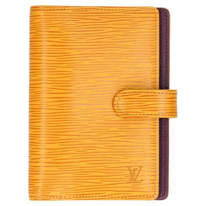 """Louis Vuitton """"Agenda Fonctionnel PM Epi Leather"""""""