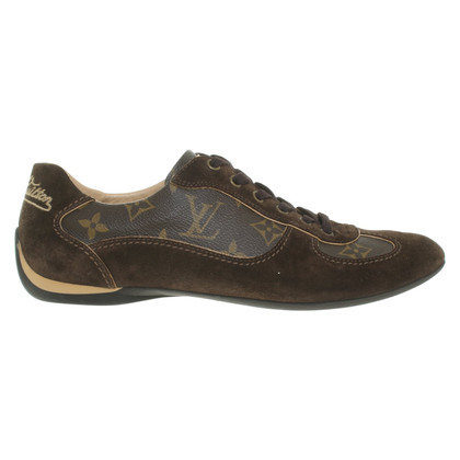Louis Vuitton Lace-ups from Monogram Canvas