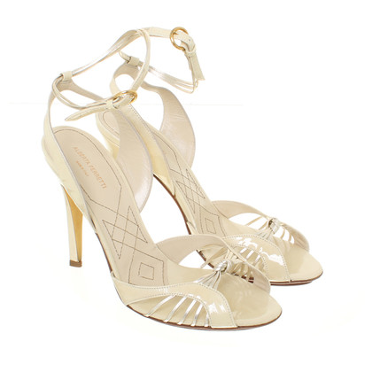 Alberta Ferretti Sandals in cream