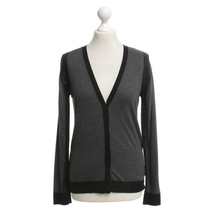 Michael Kors Jacket in grey / black