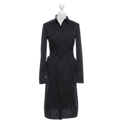 St. Emile Black shirt blouse dress