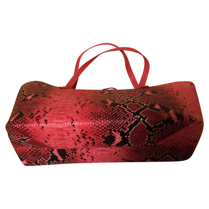Patrizia Pepe Shoppers en rouge