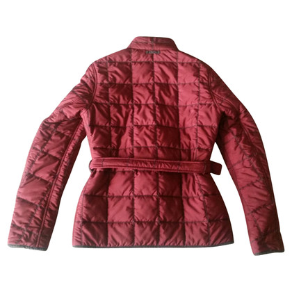 Fay Quilted jacket in red