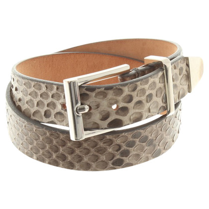 Barbara Bui pelle di serpente braccialetto