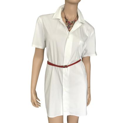 Prada White tunic dress