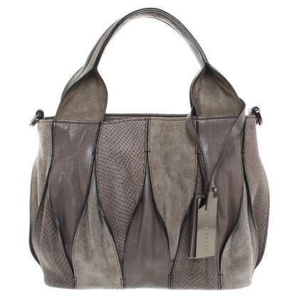 Coccinelle Handtas in taupe