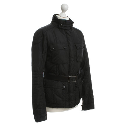 Gucci Padded jacket in black