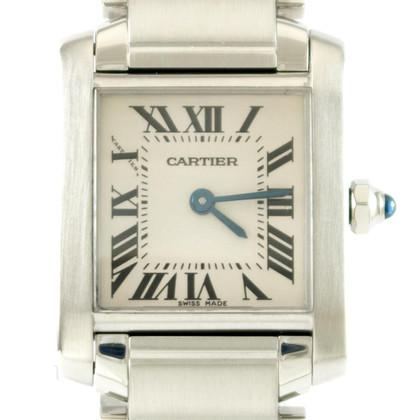 """Cartier """"Tank Francaise Lady Quartz"""""""
