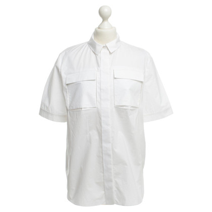 Cos Shirt in white